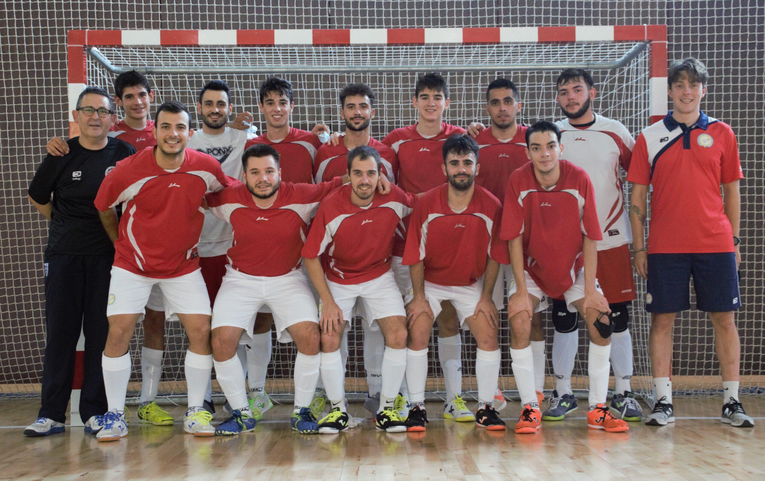 Foto equipo Senior